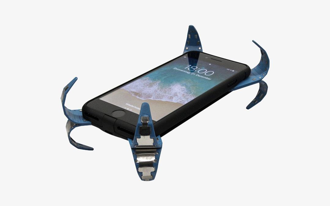 Mobile phone airbag